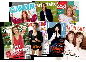 abonnement magazine feminin