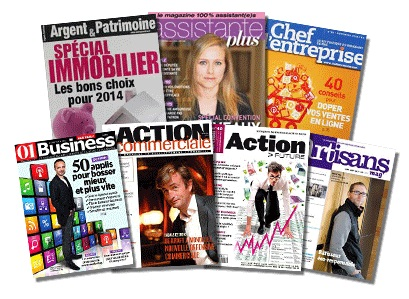 abonnement magazine business