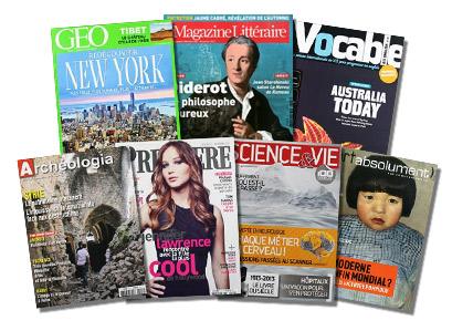 abonnement magazine culture